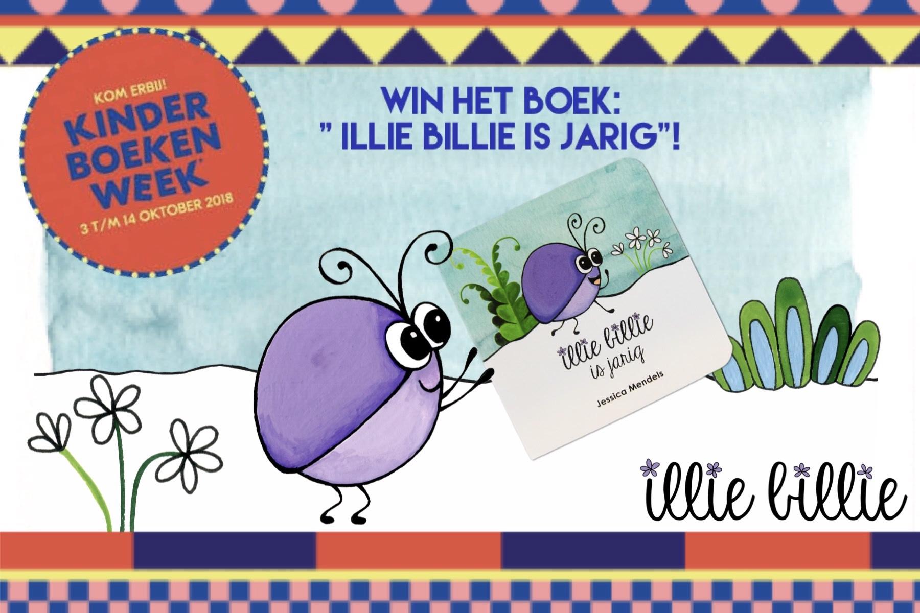 Winactie Illie Billie is jarig