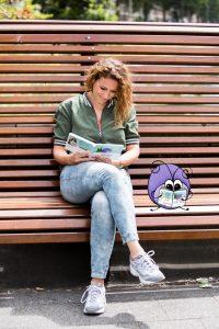 Jessica Mendels schrijver van Illie Billie is jarig