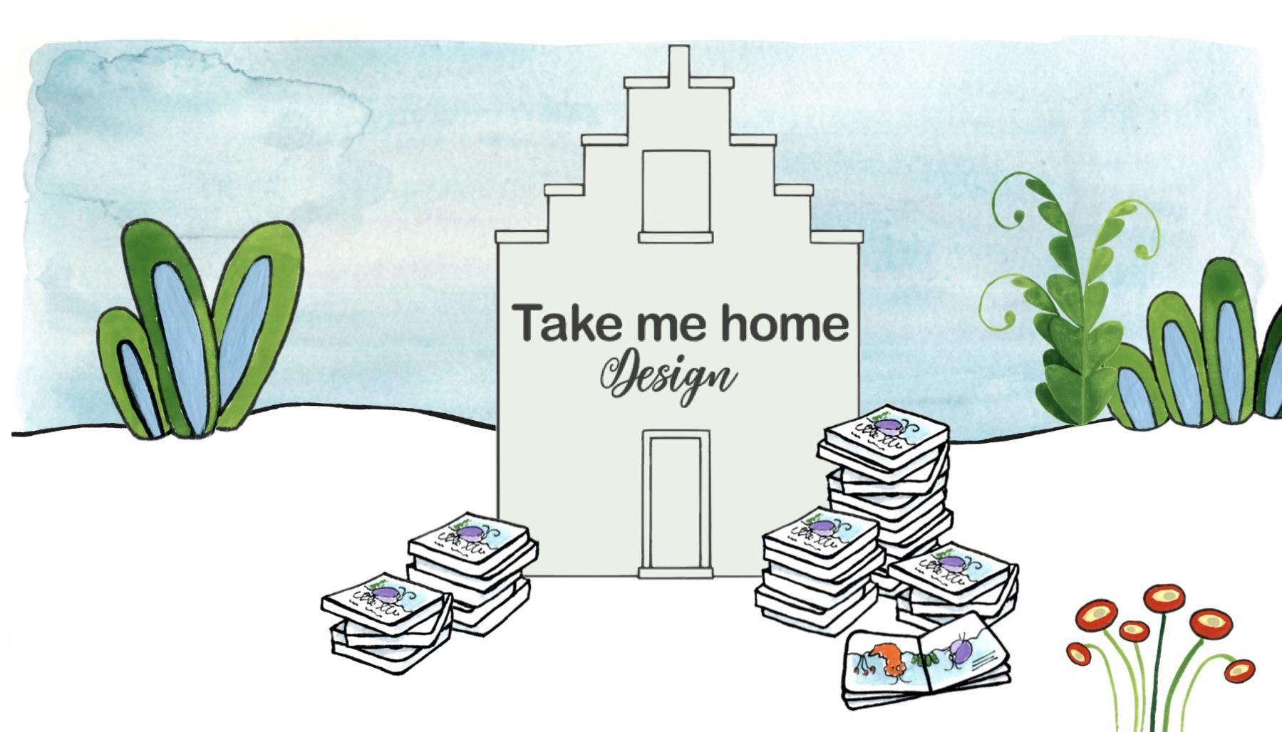 nieuw verkooppunt Take me home design